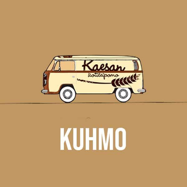 TOIMITUS KUHMOSSA/NOUTO